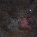 Cygnus north region,                                tommy_nawratil