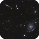 NGC2805 and Friends (Holmberg 124),                                Rolf Dietrich