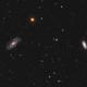 NGC 5033 und NGC 5005,                                Michael Schröder