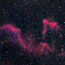IC 59 & IC 63 - Emission / Reflection Nebulae in Cassiopeia,                                CrestwoodSky