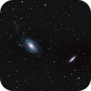 M81 & M82,                                Sebastianaasen