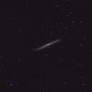 NGC 5907, The Splinter Galaxy,                                  Mark L Mitchell