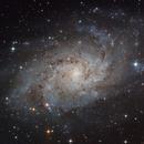 The Triangulum Galaxy,                                Marcel Nowaczyk