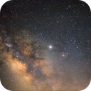 Milky Way,  Jupiter and view towards Scorpius Constellation @ Pinnacles National Park,                                Nikola Nikolov