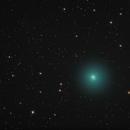 Comet 46P Wirtanen,                                  Gernot_Obertaxer