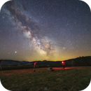 Milky Way,                                Łukasz Żak