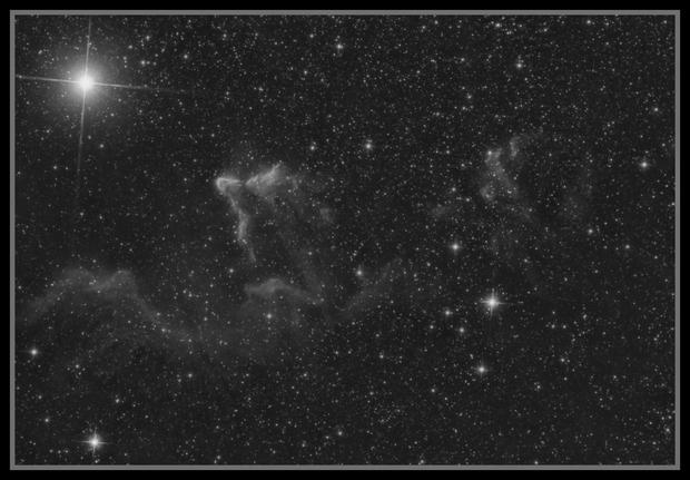 IC 63 - Ha,                                Kenneth Sneis