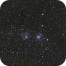 NGC 869 and NGC884 Double Cluster in Perseus,                                Andrea Pistocchini - pisto92