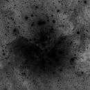 Project M45 V3.1 Faint nebulosity boost. DSLR Image,                                Kees Scherer