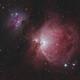 M42 HaRGB test,                                Mario Gromke