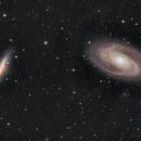 M81 und M82,                                Gerhard Aschenbrenner