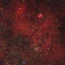NGC6604 / Sh2-54 in Serpens,                                Jenafan