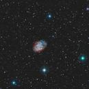 M! Crab Nebula,                                shadowoo2