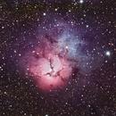 M20 Trifid Nebula,                                TimothyTim