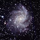 NGC 6946 - Fireworks Galaxy,                                Kuan Yu Ja