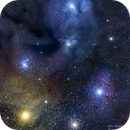 Rho Ophiuchi Interstellar Cloud Complexe,                                  Glenn Bargabus