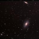 M 81 Galaxie,                                Maxou034