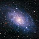 Messier 33,                                Attila Bódi