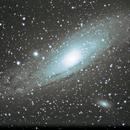 Andromeda Galaxy ,                                normcatalunya