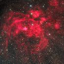 War & Peace Nebula in Scorpius,                                José Joaquín Pérez