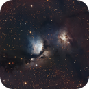 M78 - Reflection Nebula in Orion,                                  pbkoden