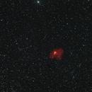 NGC 1491 the Fossil Footprint Nebula,                                RonAdams