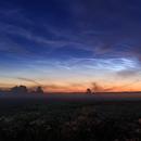Noctilucent clouds (NLC) - 03/06/2019,                                  Łukasz Żak