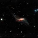 NGC 660,                                Jose Candelaria
