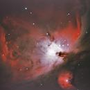 NEBULOSA M42 ORIONE,                                StarMax
