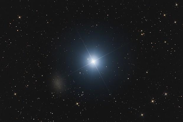 Leo I Dwarf Galaxy,                                Fritz