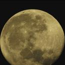 The Moon, through lingering California wildfire smoke,                                Doug Gray
