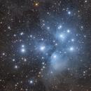 Pleiades - Messier 45,                                Giuseppe Donatiello