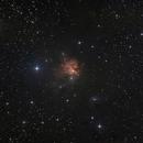 NGC1579 northern trifid nebula,                                antares47110815