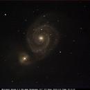 Whirlpool Galaxy,                    umasscrew39
