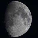 Gibbous Moon 22-4-2021,                                Rob Johnson