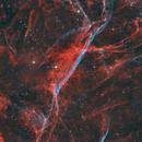 Vela Supernova Remnant - Feb 21,                                HaydenAstro