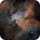 NGC 6188: The Fighting Dragons of Ara,                                Bruce W Berry Jr