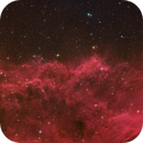 Menkib over California Nebula,                                Anthony Quintile