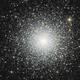 Globular cluster M 3,                                Boris Emchenko