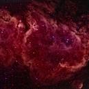 Soul Nebula - IC1848,                                DeepSkyView