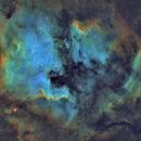 Around NGC7000 and IC5070,                                Jürgen Kemmerer
