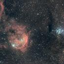 Gabriela Mistral Nebula,                                ACCABEZA