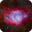 Lagoon Nebula (M8),                                Joanot