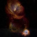 Monoceros Nebulae,                                John Ebersole