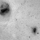 Magellanic Clouds with bridge?,                                Hartmuth Kintzel
