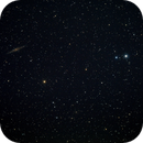 ngc 891 and friends,                                adrian-HG