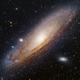 M31 (HaLRGB),                                Craig Prost