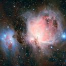 Orion Nebula Region,                                Joe Perulero