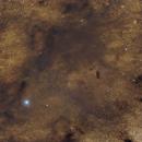 Pipe Nebula - Barnard 78,                                Frank