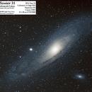M31,                                Thalimer Observatory
